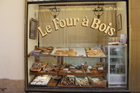 Old Artisan Bakeries are Everywhere Here
