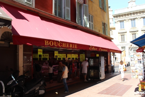 Local Boucherie