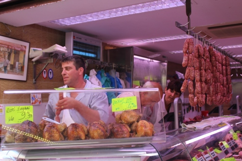 French Locals Have Many Stunning Butchers To Choose From
