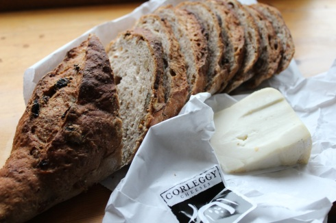 Good Bread… Good Cheese… What More Do You Want?