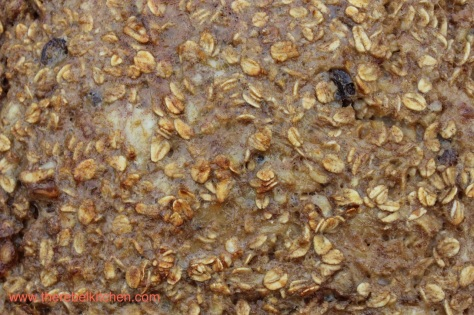 Banana Baked Oatmeal- Golden On Top, Soft and Gooey Inside