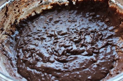 Chocolate Muffin Batter