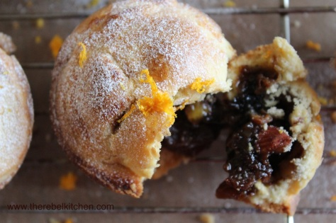 Bursting With Flavour Mince Pies