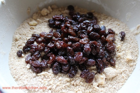 Mix Your Rum Raisins Into Your Biscuit Mix