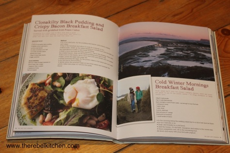 The Surf Cafe Cookbook - A Peak Inside