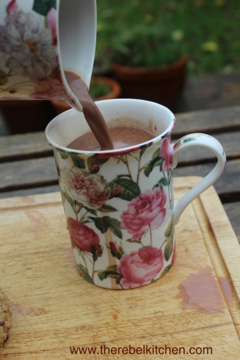 Thick, Creamy Hot Chocolate