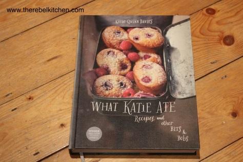 What Katie Ate - Katie Quinn Davies