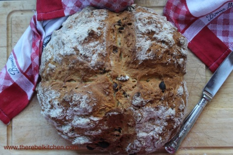 Irish Soda Bread - Spotted Dog