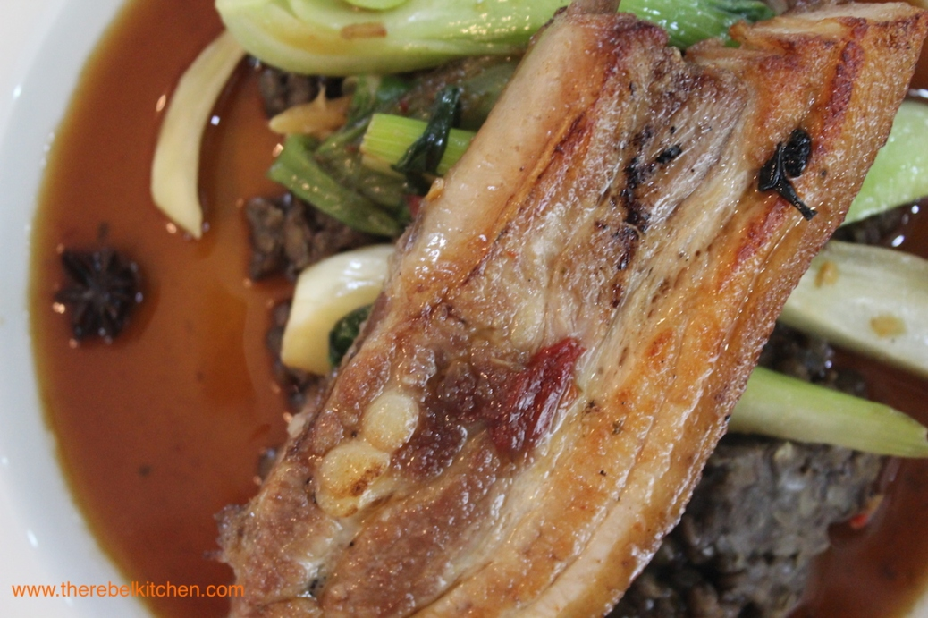 Beautiful Flavoursome Pork Belly