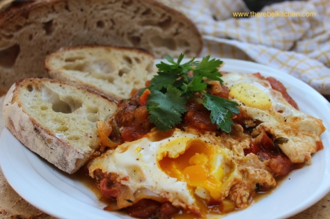 Shakshuka - The Breakfast To End All Breakfasts