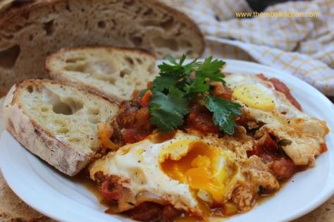 Shakshuka - The Breakfast To End All Breakfasts