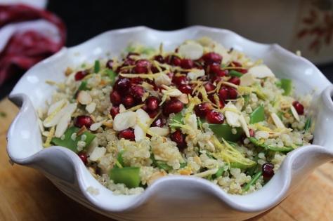 Little Bowl of Salad Heaven
