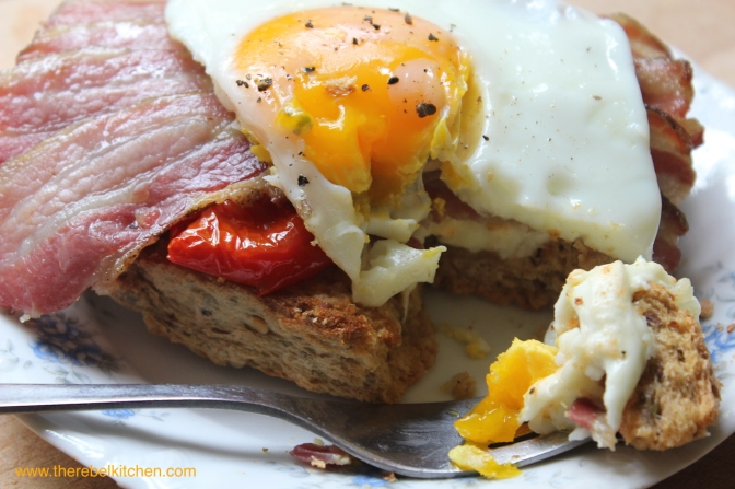 Cheesy Eggy Meaty Good