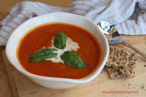World's Best Tomato Soup!