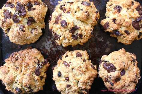 Hot From The Oven - Eat These ASAP To Enjoy Maximum Melted Chocolate Pleasure