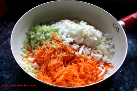 Grate Up Your Veggies As Finely As You Can
