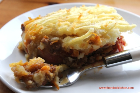 Shepard's Pie - My Favourite Winter Dish