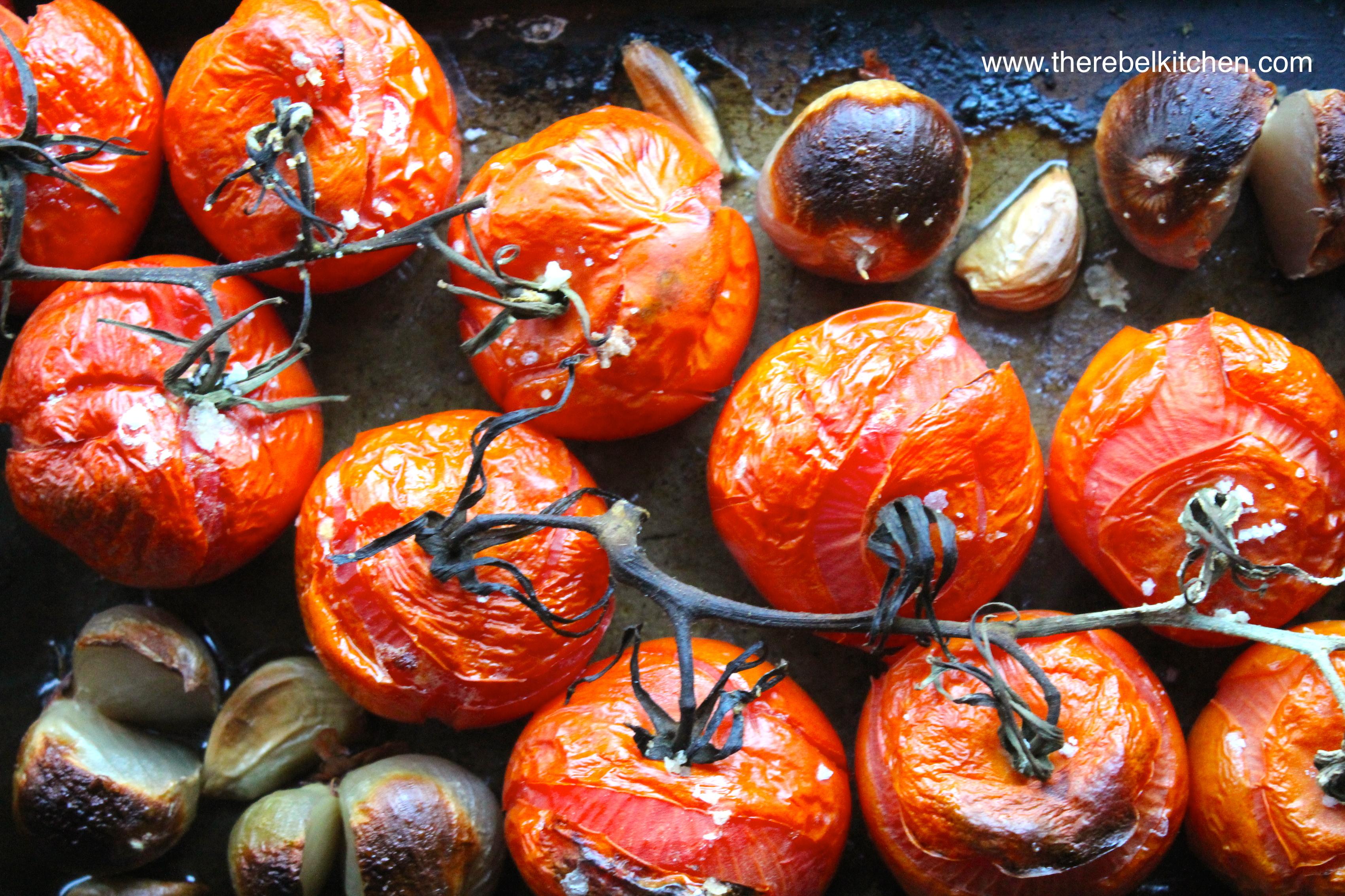 Epic Healthy Italian Turkey Meatballs & Roast Tomato Sauce ...