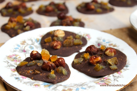 The Ultimate Chocolate Treat - Spiced Orange and Roast Hazelnut Chocolates