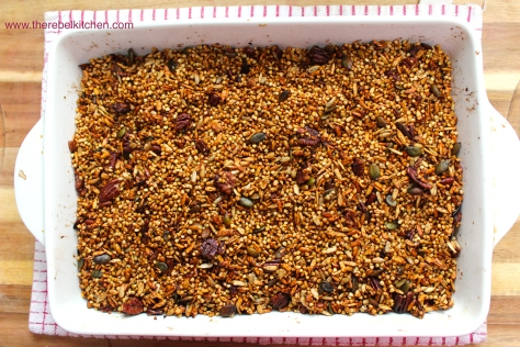 At This Point Your House Will Smell Glorious And You'll Probably Be Munching Fistfuls of Granola