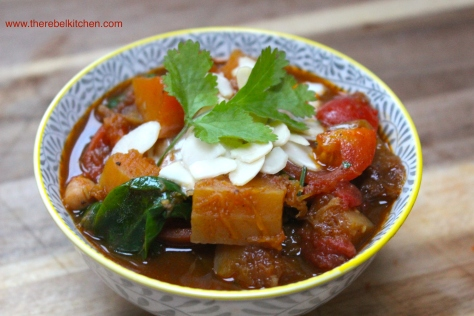 Delicious Vegetarian Korma