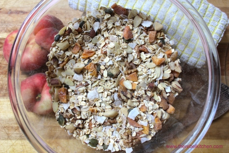 Could This Healthy And Delicious Muesli Be Any Easier To Make?!